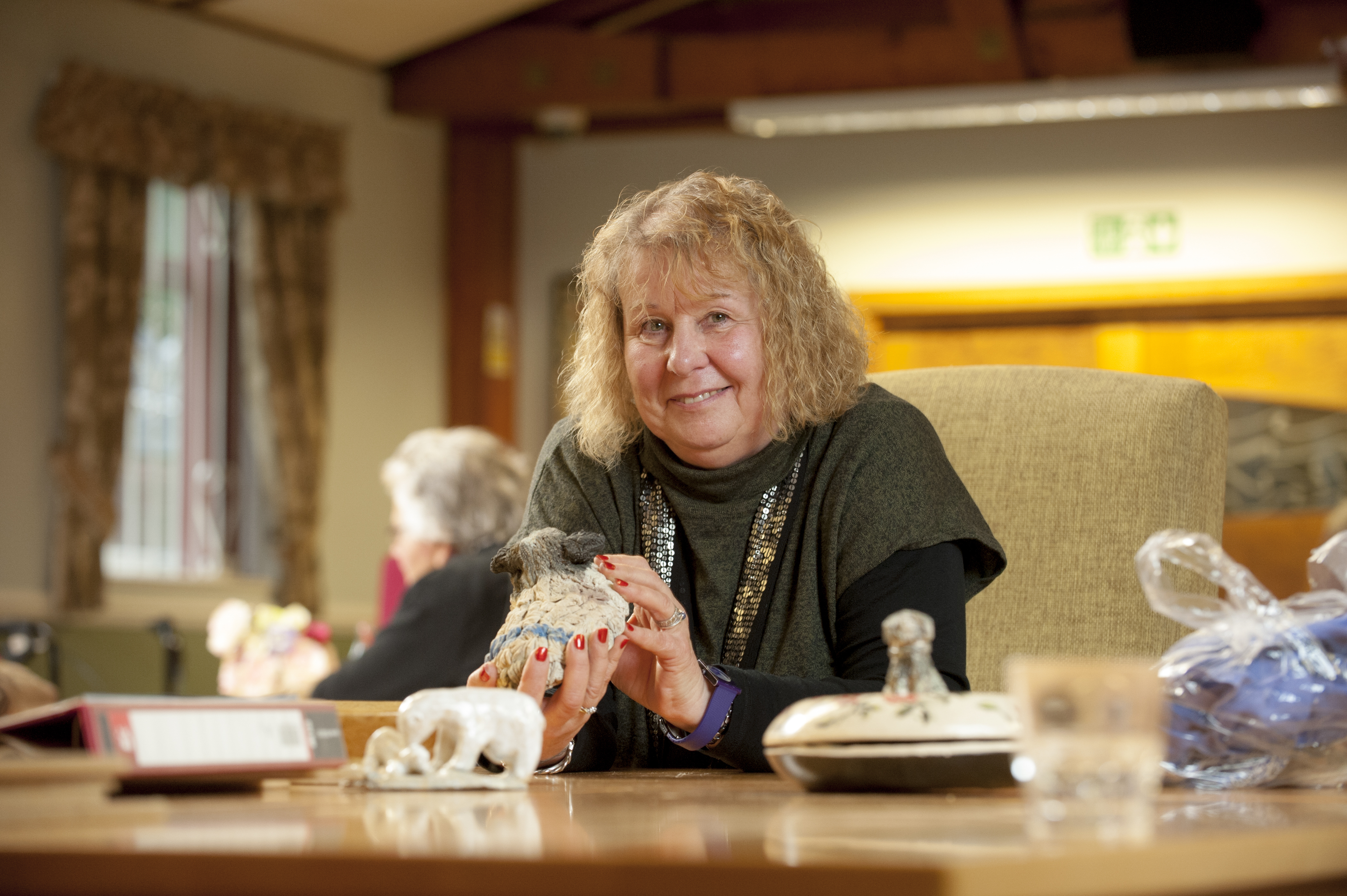 Pottery and ceramics at The Grange Day Centre and Club Venue, Throckley